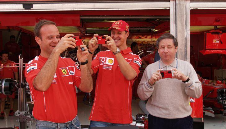 """Multato per eccesso di velocità: """"sono posseduto dallo spirito di Schumacher"""" - Foto 3 di 9"""