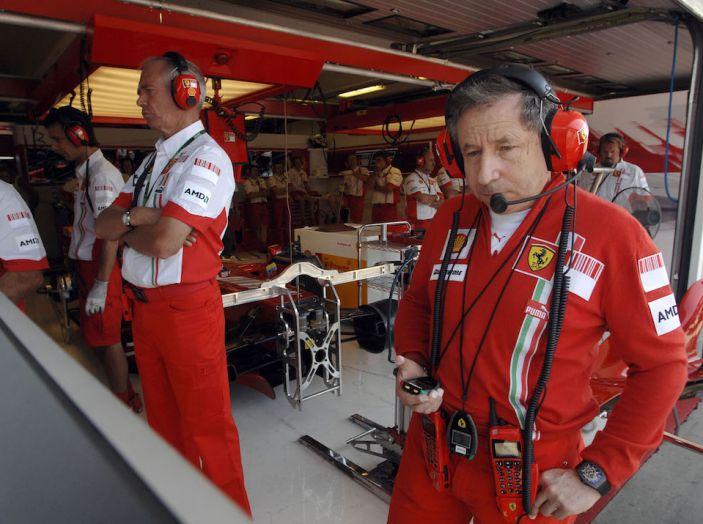Jean Todt: Micheal Schumacher, timido campione, continua a lottare - Foto 4 di 9