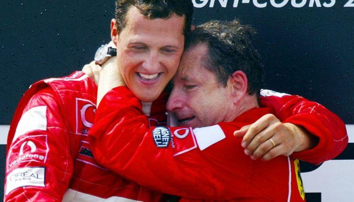 """Multato per eccesso di velocità: """"sono posseduto dallo spirito di Schumacher"""" - Foto 1 di 9"""