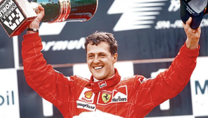 """Multato per eccesso di velocità: """"sono posseduto dallo spirito di Schumacher"""" - Foto 2 di 9"""