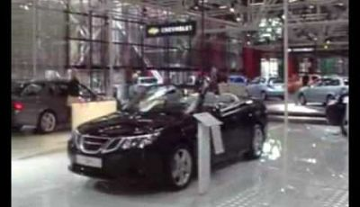 Video Saab – Motor Show di Bologna 2007
