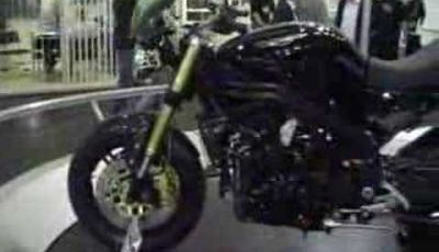 Video Triumph - Intermot 2006