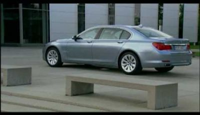Video BMW Serie 7 Active Hybrid