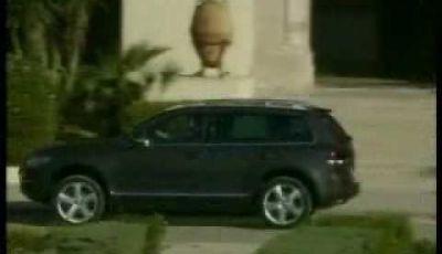 Video Volkswagen Touareg