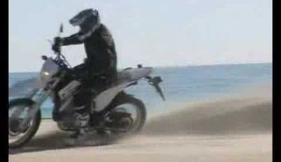 Video Yamaha WR250R
