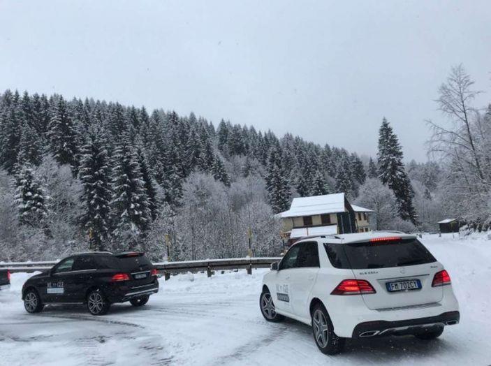La gamma SUV e Mercedes GLE protagoniste di #SUVAttack - Foto 2 di 20