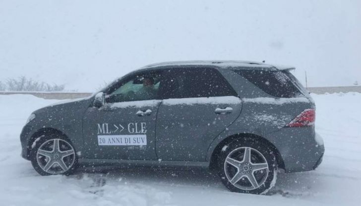 La gamma SUV e Mercedes GLE protagoniste di #SUVAttack - Foto 11 di 20
