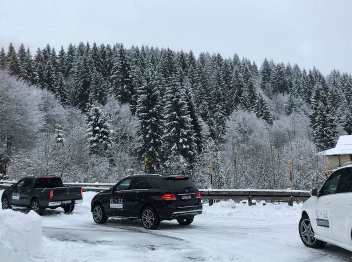 La gamma SUV e Mercedes GLE protagoniste di #SUVAttack - Foto 12 di 20