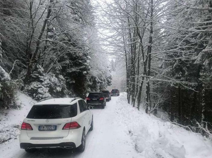 La gamma SUV e Mercedes GLE protagoniste di #SUVAttack - Foto 13 di 20