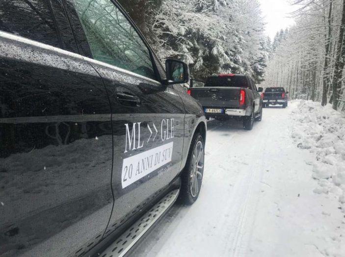 La gamma SUV e Mercedes GLE protagoniste di #SUVAttack - Foto 15 di 20