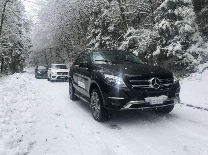 La gamma SUV e Mercedes GLE protagoniste di #SUVAttack - Foto 1 di 20