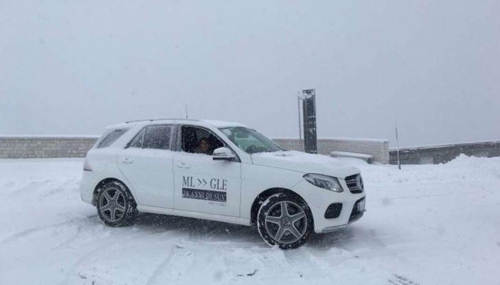 La gamma SUV e Mercedes GLE protagoniste di #SUVAttack - Foto 19 di 20