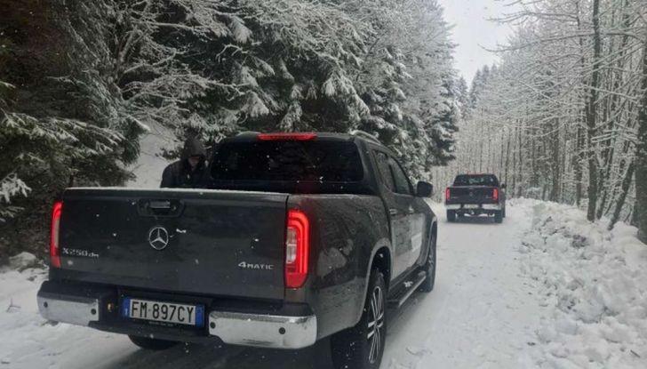 La gamma SUV e Mercedes GLE protagoniste di #SUVAttack - Foto 3 di 20