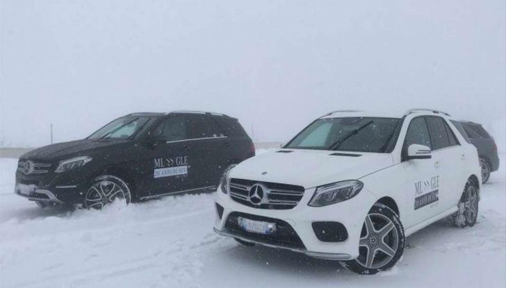 La gamma SUV e Mercedes GLE protagoniste di #SUVAttack - Foto 4 di 20