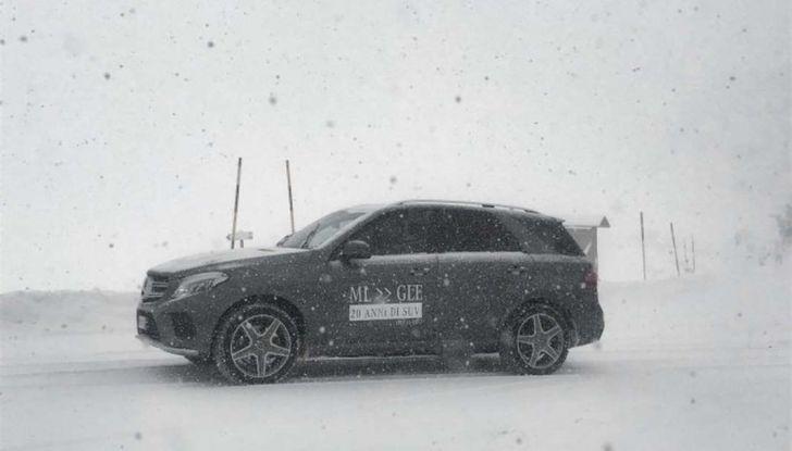 La gamma SUV e Mercedes GLE protagoniste di #SUVAttack - Foto 7 di 20