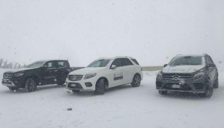 La gamma SUV e Mercedes GLE protagoniste di #SUVAttack - Foto 8 di 20