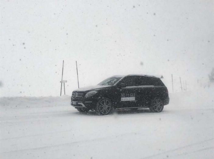 La gamma SUV e Mercedes GLE protagoniste di #SUVAttack - Foto 9 di 20