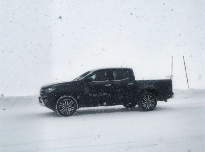 La gamma SUV e Mercedes GLE protagoniste di #SUVAttack - Foto 10 di 20