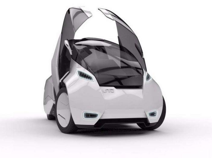 L'auto elettrica con 5 anni di ricariche gratis arriva dalla Svezia - Foto 2 di 11
