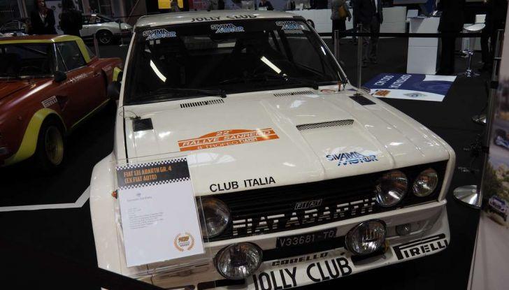 Le più belle auto sportive storiche al Motor Show Bologna 2017 - Foto 2 di 44