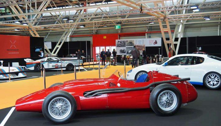 Le più belle auto sportive storiche al Motor Show Bologna 2017 - Foto 14 di 44
