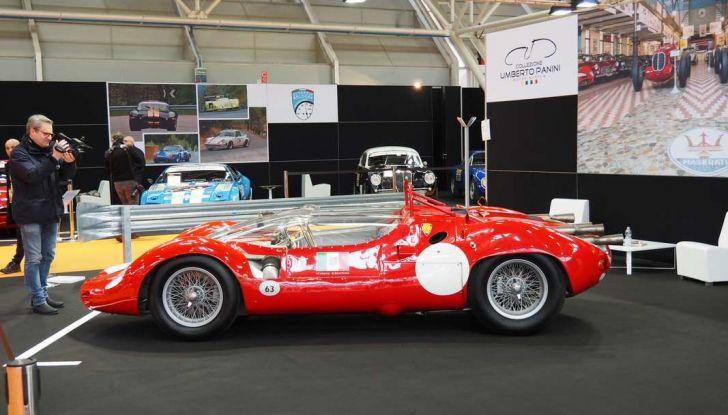 Le più belle auto sportive storiche al Motor Show Bologna 2017 - Foto 15 di 44