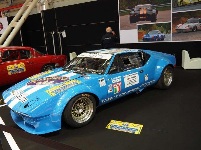 Le più belle auto sportive storiche al Motor Show Bologna 2017 - Foto 18 di 44