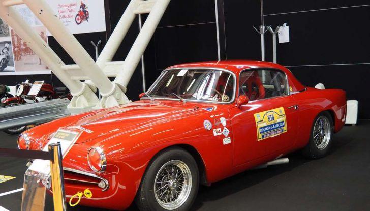Le più belle auto sportive storiche al Motor Show Bologna 2017 - Foto 19 di 44