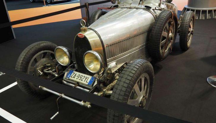 Le più belle auto sportive storiche al Motor Show Bologna 2017 - Foto 22 di 44