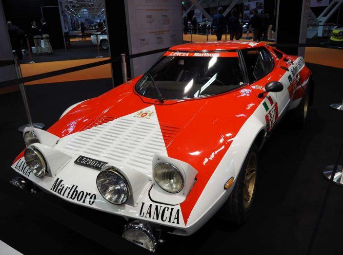 Le più belle auto sportive storiche al Motor Show Bologna 2017 - Foto 24 di 44