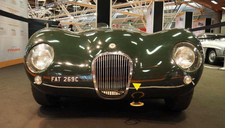 Le più belle auto sportive storiche al Motor Show Bologna 2017 - Foto 26 di 44