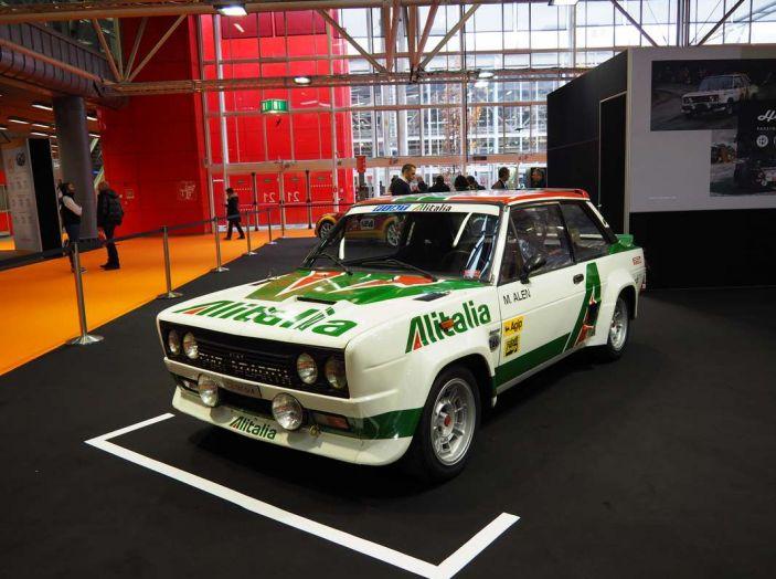 Le più belle auto sportive storiche al Motor Show Bologna 2017 - Foto 30 di 44