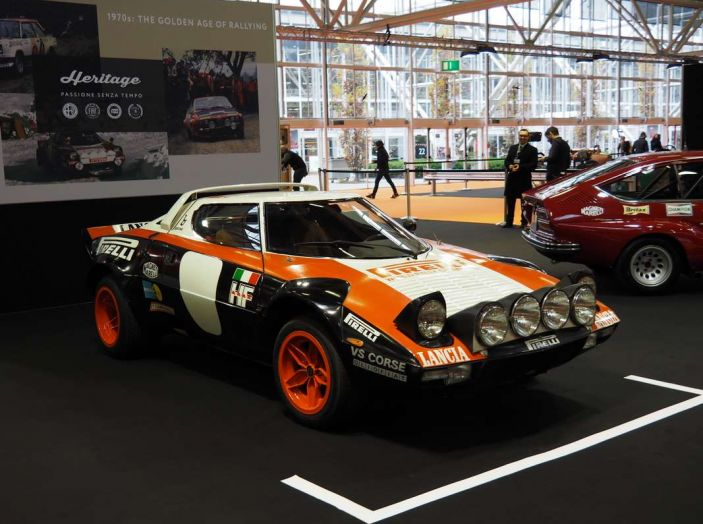 Le più belle auto sportive storiche al Motor Show Bologna 2017 - Foto 31 di 44