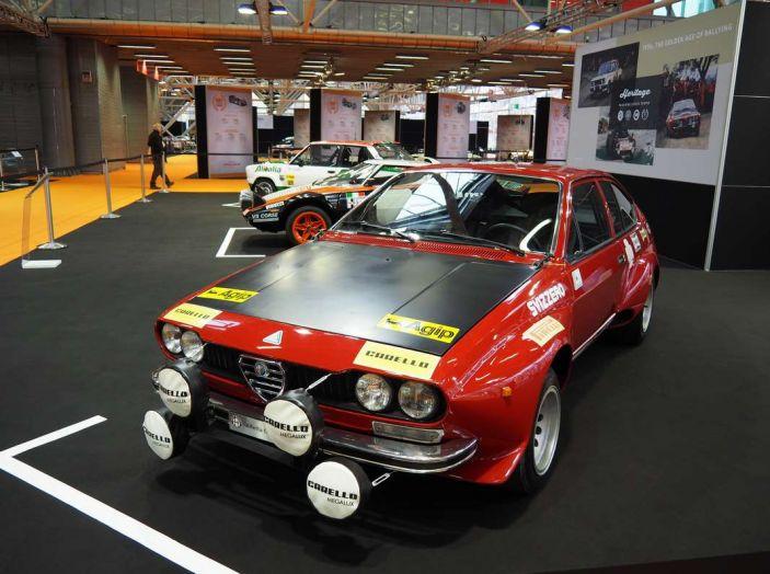 Le più belle auto sportive storiche al Motor Show Bologna 2017 - Foto 33 di 44