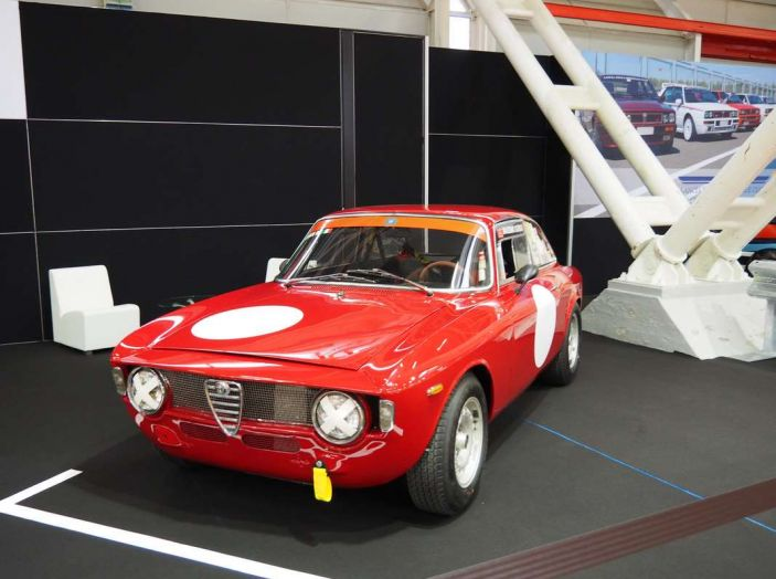 Le più belle auto sportive storiche al Motor Show Bologna 2017 - Foto 5 di 44