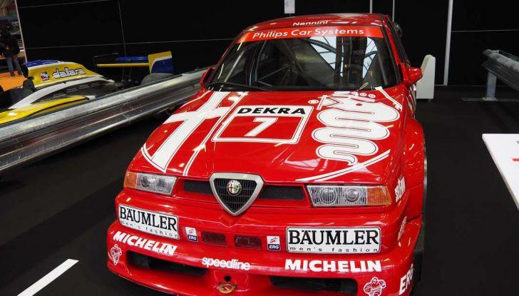 Le più belle auto sportive storiche al Motor Show Bologna 2017 - Foto 37 di 44