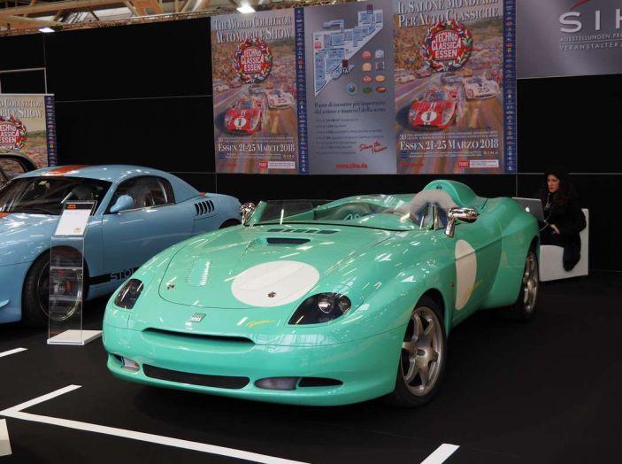 Le più belle auto sportive storiche al Motor Show Bologna 2017 - Foto 38 di 44