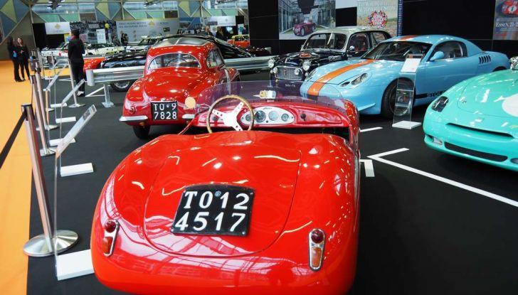 Le più belle auto sportive storiche al Motor Show Bologna 2017 - Foto 39 di 44