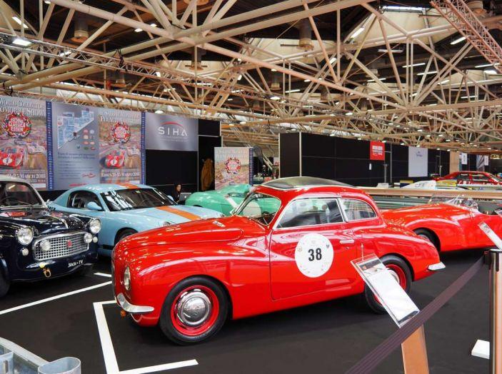 Le più belle auto sportive storiche al Motor Show Bologna 2017 - Foto 40 di 44