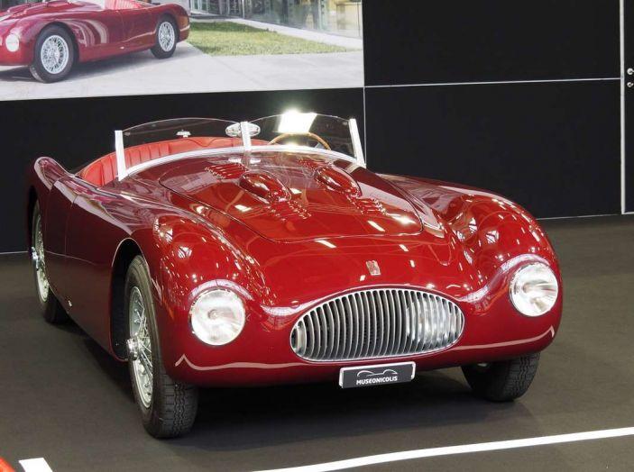 Le più belle auto sportive storiche al Motor Show Bologna 2017 - Foto 42 di 44