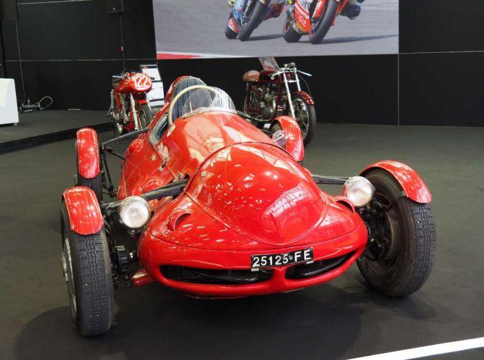 Le più belle auto sportive storiche al Motor Show Bologna 2017 - Foto 6 di 44