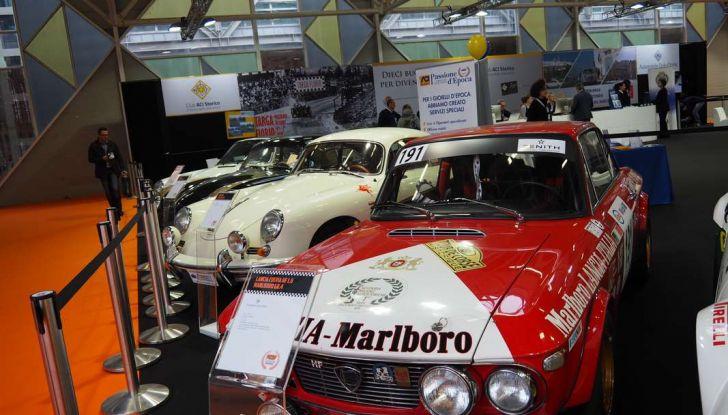 Le più belle auto sportive storiche al Motor Show Bologna 2017 - Foto 43 di 44