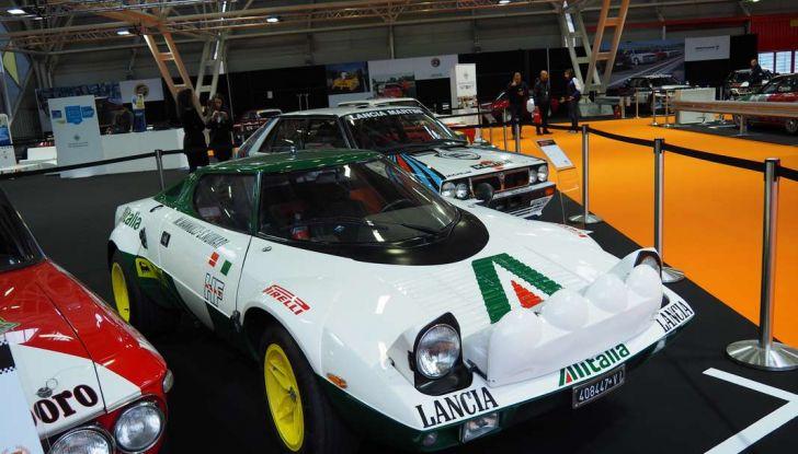 Le più belle auto sportive storiche al Motor Show Bologna 2017 - Foto 28 di 44