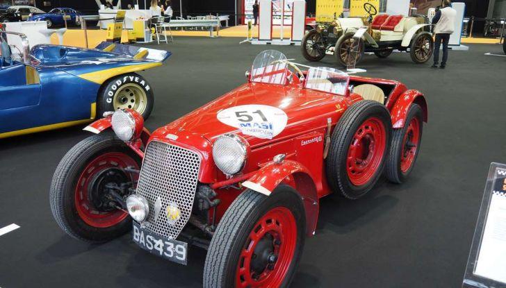 Le più belle auto sportive storiche al Motor Show Bologna 2017 - Foto 7 di 44
