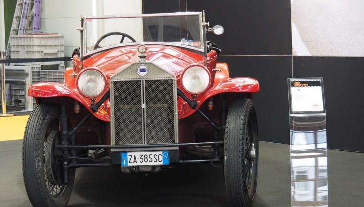 Le più belle auto sportive storiche al Motor Show Bologna 2017 - Foto 9 di 44