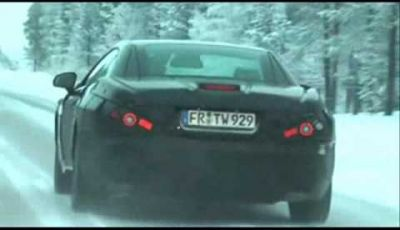 Video Mercedes SL Spy