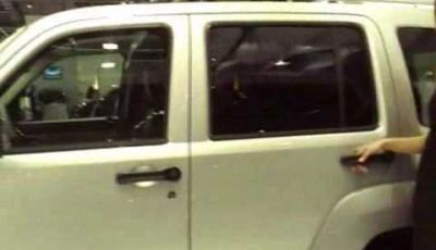 Video Jeep – Motor Show Bologna 2007