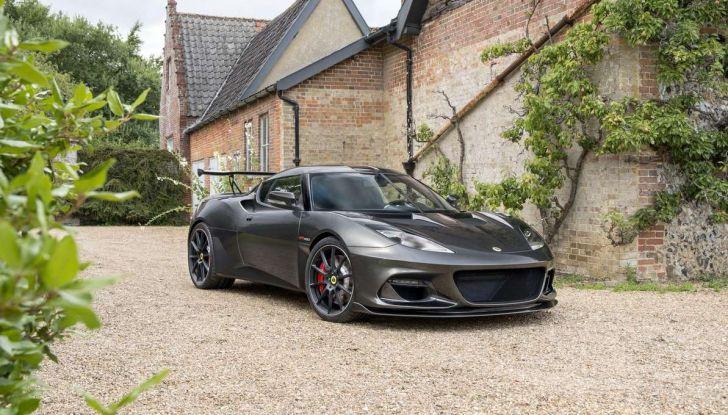Lotus vuole tornare ad essere una rivale di Ferrari - Foto 1 di 9