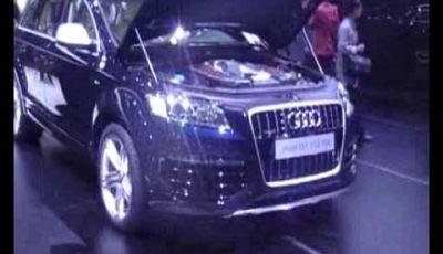 Video Audi a Ginevra 2008