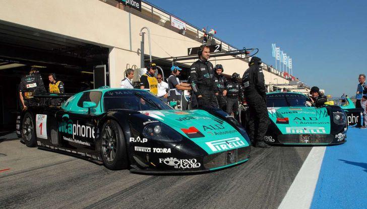 Maserati entra in Formula E? - Foto 1 di 6